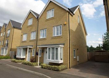 Thumbnail 3 bed semi-detached house for sale in Martin Drive, Stone, Dartford