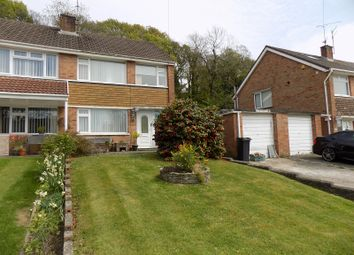 Thumbnail 3 bed semi-detached house for sale in Fairwood Drive, Baglan, Port Talbot, Neath Port Talbot.