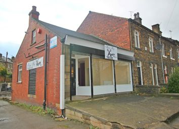 Thumbnail Commercial property to let in Pickford Street, Milnsbridge, Huddersfield