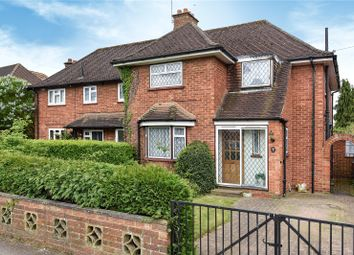Thumbnail 3 bed semi-detached house for sale in Tudor Way, Mill End, Hertfordshire