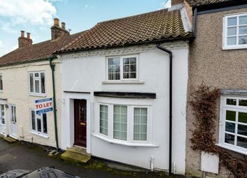 Thumbnail 2 bed terraced house for sale in South Side, Hutton Rudby, Yarm