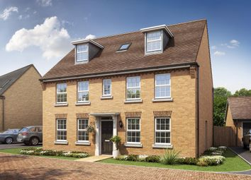 """Thumbnail 5 bed detached house for sale in """"Buckingham"""" at Southern Cross, Wixams, Bedford"""
