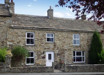 Thumbnail 4 bed terraced house for sale in Silver Street, Reeth, Richmond