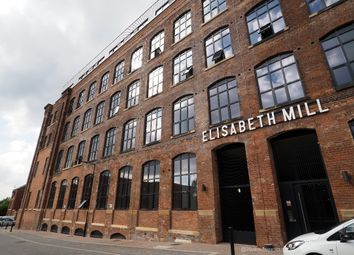Thumbnail 1 bed flat for sale in Elisabeth Mill, Elizabeth Gardens, Stockport