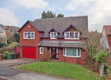 Thumbnail 4 bed detached house for sale in Cofton Lake Road, Cofton Hackett