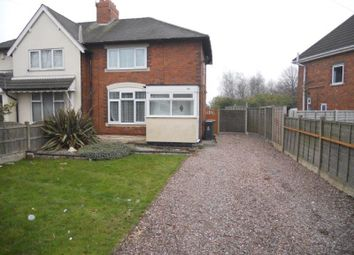 Thumbnail 3 bedroom semi-detached house to rent in Walker Road, Blakenall, Walsall