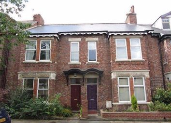 Thumbnail 3 bed flat to rent in Sidney Grove, Arthurs Hill, Newcastle Upon Tyne