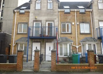 Thumbnail 4 bed town house to rent in Ellis Street, Hulme, Manchester