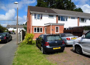 Thumbnail 3 bed semi-detached house to rent in Collwood Close, Oakdale, Poole