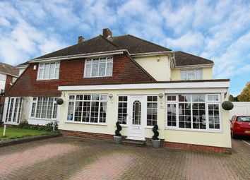 Thumbnail 6 bed semi-detached house for sale in Ladds Way, Swanley