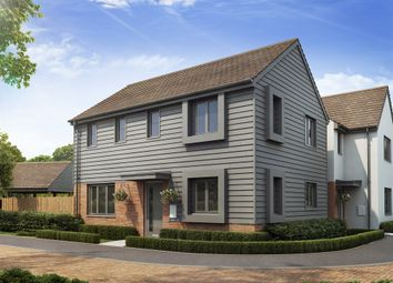 "Thumbnail 3 bedroom detached house for sale in ""The Clayton Corner"" at Minster On Sea"