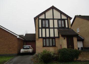Thumbnail 3 bed detached house for sale in Falconers Green, Burbage, Hinckley