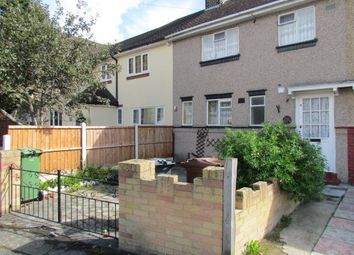 Thumbnail 3 bedroom terraced house to rent in West Park Close, Chadwell Heath, Romford