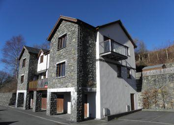 Thumbnail 2 bedroom flat for sale in Apt 4, 12 Coed Y Bryn, Dolgellau