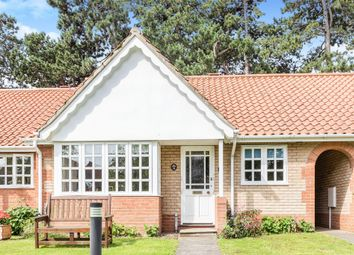 Thumbnail 2 bed terraced bungalow for sale in The Beeches, Station Road, Holt