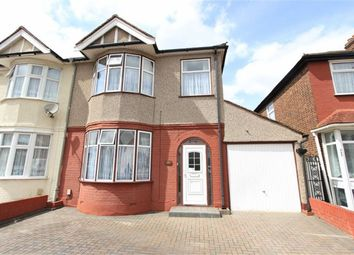 Thumbnail 3 bedroom end terrace house for sale in Eton Road, Ilford, Essex