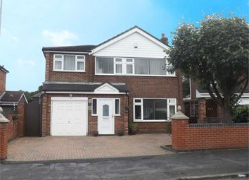 Thumbnail 5 bed detached house for sale in South Dale, Penketh, Warrington, Cheshire