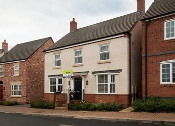 Thumbnail 5 bed detached house to rent in Pritchard Drive, Kegworth, Derby