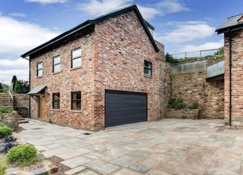 Thumbnail 3 bed detached house for sale in Whitemore, Congleton