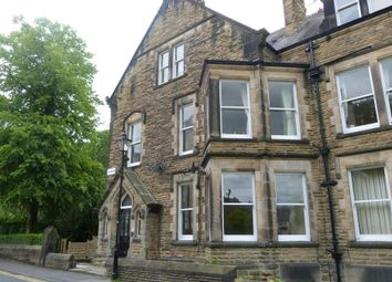 Thumbnail 2 bed flat to rent in Victoria Road, Harrogate
