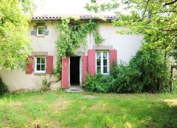 Thumbnail 4 bed property for sale in Lathus-St-Remy, Vienne, France
