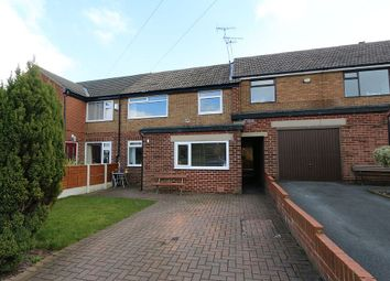Thumbnail 3 bed terraced house for sale in Beckbury Close, Farsley, Pudsey, West Yorkshire