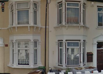 Thumbnail 4 bed terraced house to rent in Somerby Road, Ilford