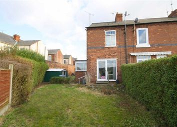 Thumbnail 2 bed terraced house for sale in Station Terrace, Retford, Nottinghamshire