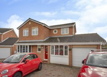 Thumbnail 4 bed detached house for sale in Hampton Close, Toton, Beeston, Nottingham