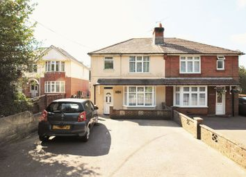 Thumbnail 3 bed semi-detached house for sale in Kanes Hill, Southampton