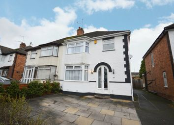 3 bed semi-detached house for sale in Sandy Hill Road, Shirley, Solihull B90