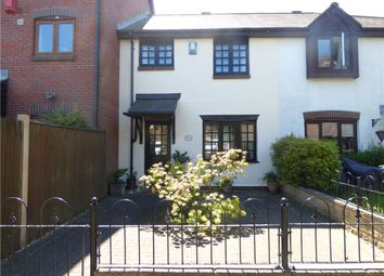 Thumbnail 3 bed end terrace house for sale in Vallis Close, Poole, Dorset