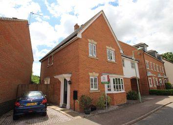 Thumbnail 3 bed link-detached house for sale in Nock Gardens, Grange Farm, Kesgrave, Ipswich