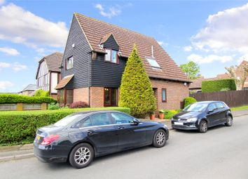 Thumbnail 4 bed detached house for sale in Old Orchard, Park Street, St. Albans, Hertfordshire
