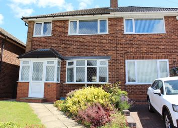 Thumbnail 3 bed semi-detached house for sale in Wideacre Drive, Great Barr, Birmingham