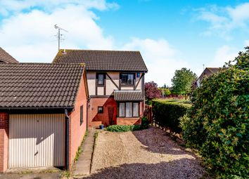 Thumbnail 3 bedroom link-detached house for sale in Ennismore Green, Luton