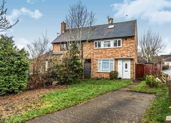 3 bed semi-detached house for sale in Dundrey Crescent, Merstham, Surrey RH1