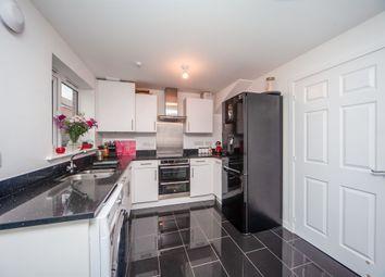 Thumbnail 3 bedroom semi-detached house for sale in Hob Close, Bathpool, Taunton