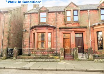 Thumbnail 3 bed semi-detached house for sale in 21 Charles Street, Annan, Dumfries & Galloway