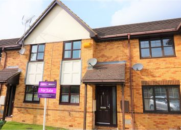 Thumbnail 2 bed terraced house for sale in Nash Croft, Tattenhoe