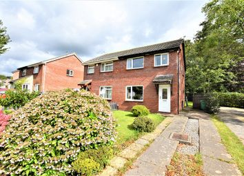 Thumbnail 3 bed semi-detached house for sale in Tristram Close, Thornhill, Cardiff.