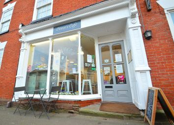 Thumbnail Retail premises for sale in High Street, Kegworth, Derby