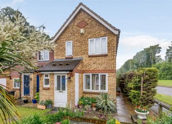 Thumbnail 3 bedroom semi-detached house for sale in Little Copse Chase, Chineham, Basingstoke, Hampshire