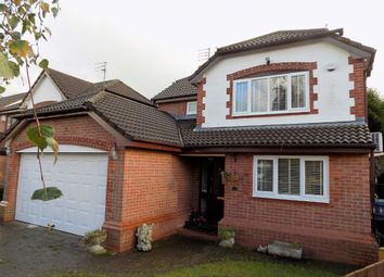 Thumbnail 4 bed detached house for sale in Movah Close, West Derby, Liverpool