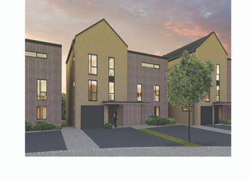 "Thumbnail 3 bed property for sale in ""The Kensington"" at Firepool View, Taunton"