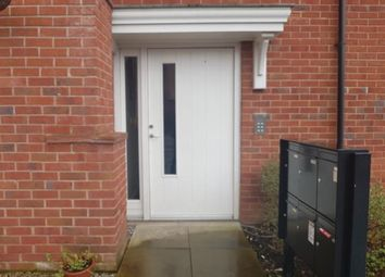 Thumbnail 1 bed flat for sale in Badger Road, Altrincham, West Timperley, Manchester