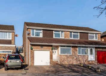Thumbnail 3 bed semi-detached house for sale in Willow Heights, Lydney