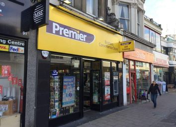 Thumbnail Retail premises for sale in Brighton And Hove BN1, UK