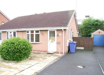 Thumbnail 2 bedroom detached bungalow for sale in The Carousels, Burton-On-Trent