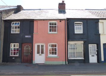 Thumbnail 3 bed terraced house to rent in Free Street, Brecon
